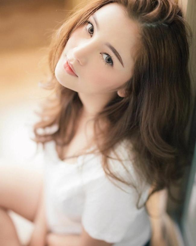 """Chẳng ngực """"khủng"""", cô gái Thái vẫn khiến bao anh xin chết vì đẹp như tiên - hình ảnh 6"""
