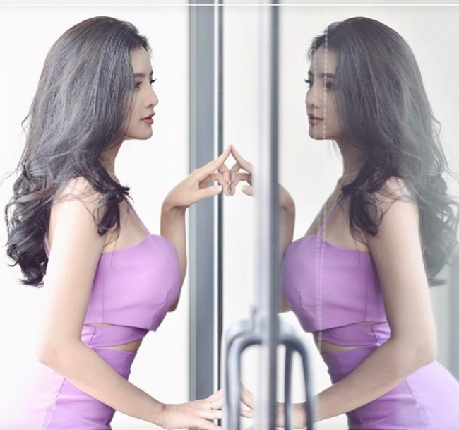 """Chẳng ngực """"khủng"""", cô gái Thái vẫn khiến bao anh xin chết vì đẹp như tiên - hình ảnh 15"""