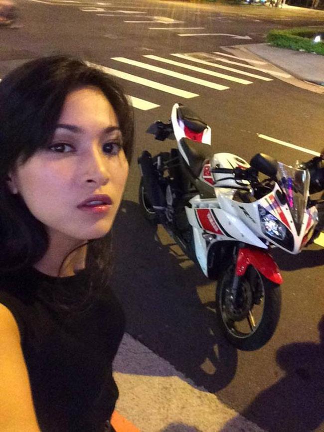 Bạn gái Johnny Trí Nguyễn: Từ vai trùm ma túy đến nữ hoàng cảnh nóng - hình ảnh 16