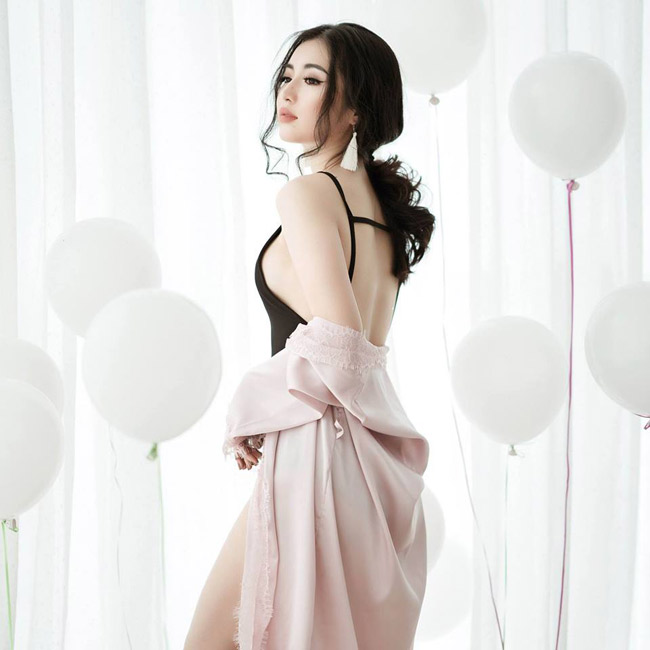 Nữ sinh xinh đẹp được đối thoại cùng Jack Ma là ai? - hình ảnh 3