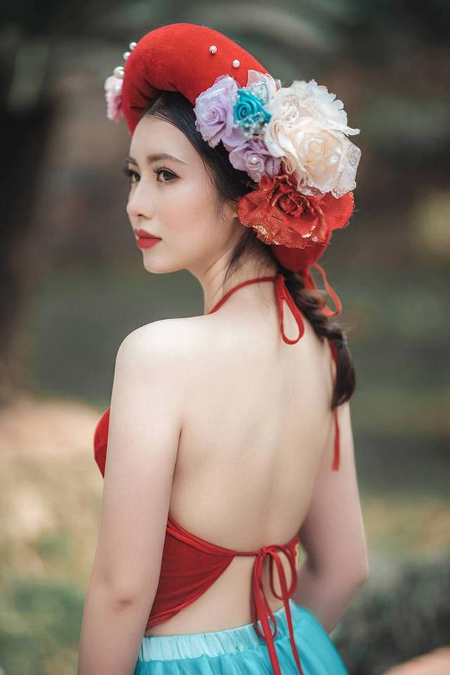 Nữ sinh xinh đẹp được đối thoại cùng Jack Ma là ai? - hình ảnh 9