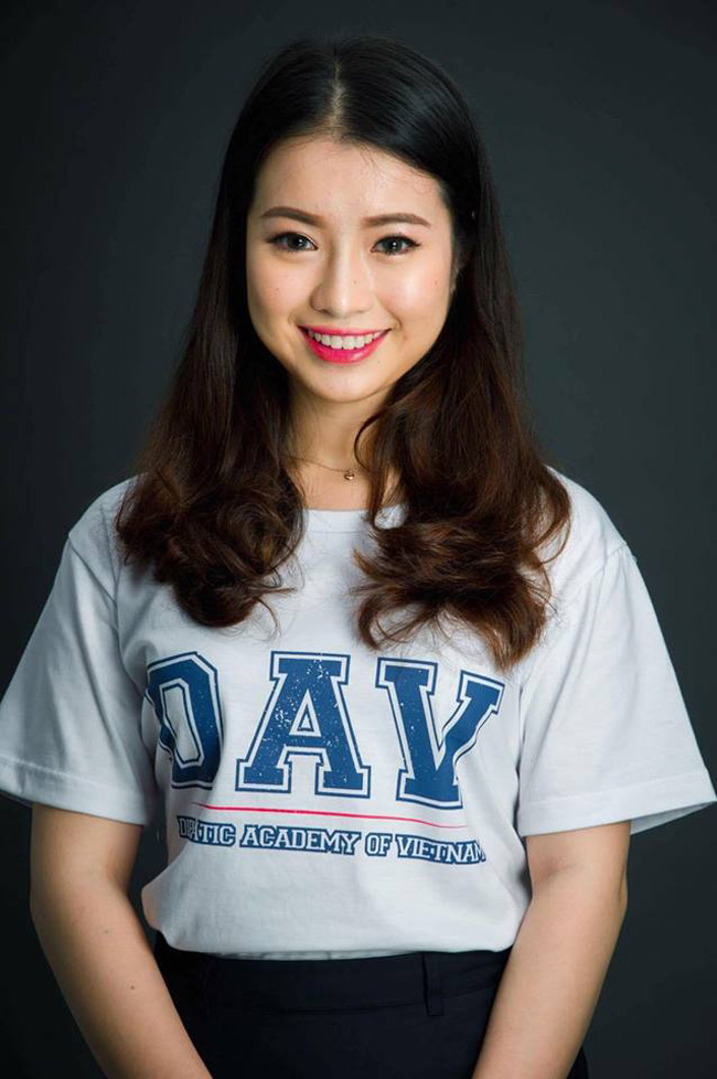 Nữ sinh xinh đẹp được đối thoại cùng Jack Ma là ai? - hình ảnh 12