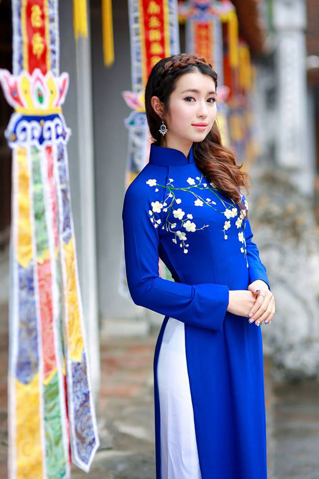 Nữ sinh xinh đẹp được đối thoại cùng Jack Ma là ai? - hình ảnh 18