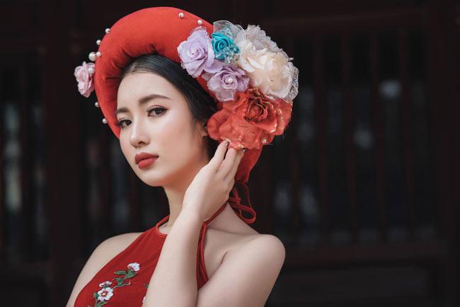 Nữ sinh xinh đẹp được đối thoại cùng Jack Ma là ai? - hình ảnh 19