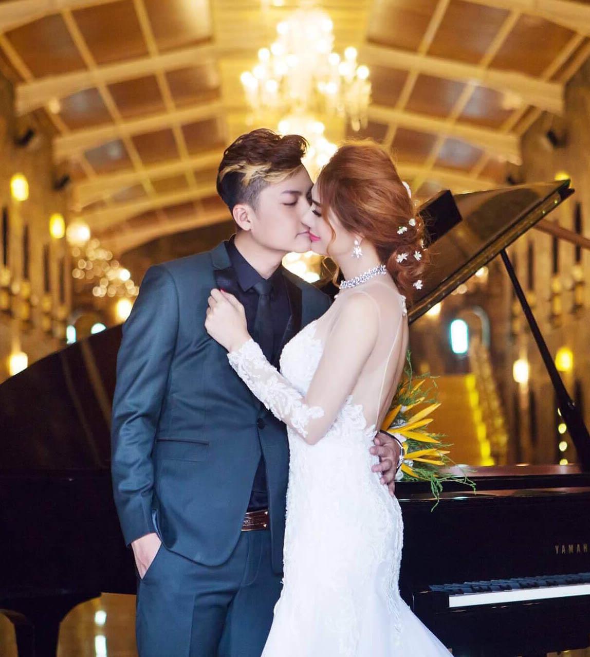"""Lâm Chí Khanh: """"Tôi sẽ mặc 8 váy cưới đính 10.000 viên pha lê trong hôn lễ tháng 12"""" - hình ảnh 2"""