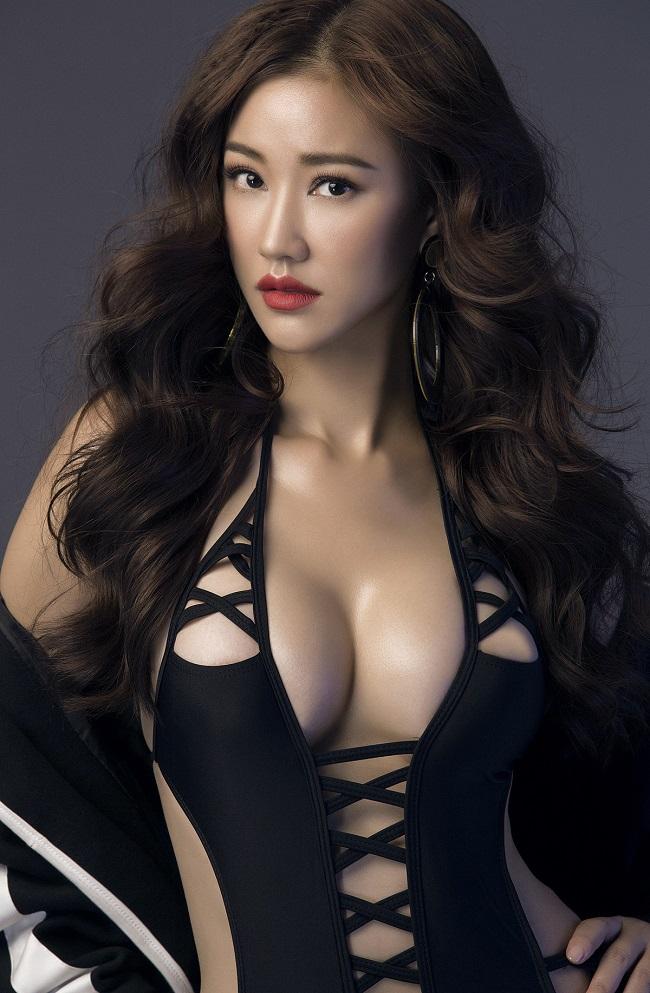 Những mỹ nữ thích khoe ngực đầy trong phim Việt triệu đô - hình ảnh 1