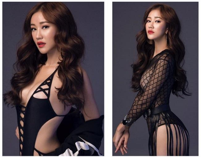 Những mỹ nữ thích khoe ngực đầy trong phim Việt triệu đô - hình ảnh 9