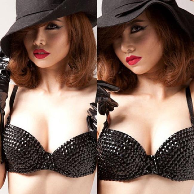 Những mỹ nữ thích khoe ngực đầy trong phim Việt triệu đô - hình ảnh 17