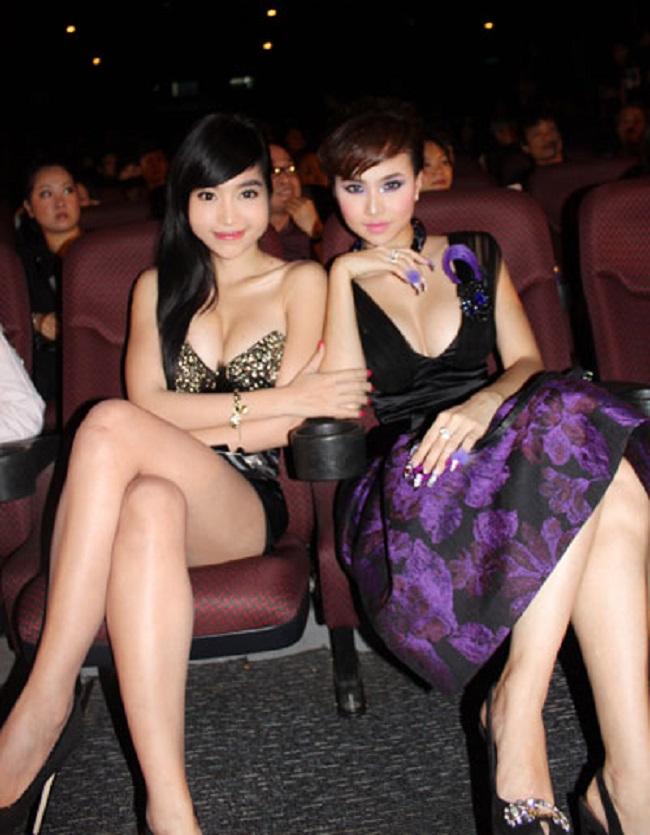 Những mỹ nữ thích khoe ngực đầy trong phim Việt triệu đô - hình ảnh 19