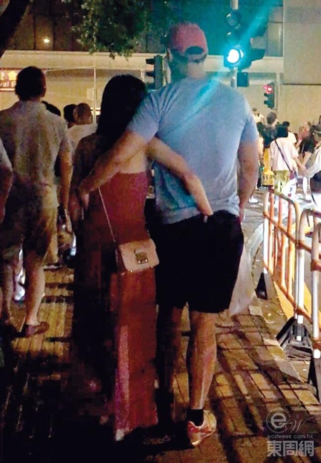 Mỹ nhân TVB từng lộ clip sex trong toilet đổi đời sau 3 năm - hình ảnh 2