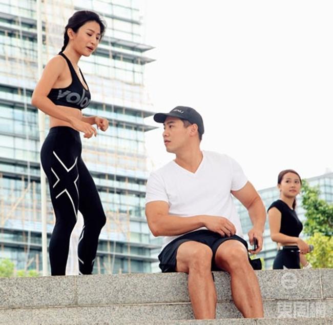 Mỹ nhân TVB từng lộ clip sex trong toilet đổi đời sau 3 năm - hình ảnh 5