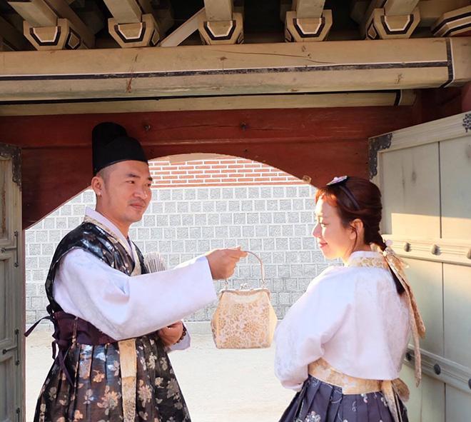 Thu Trang, Tiến Luật sang Hàn Quốc chụp ảnh cưới lần thứ 8 - hình ảnh 4