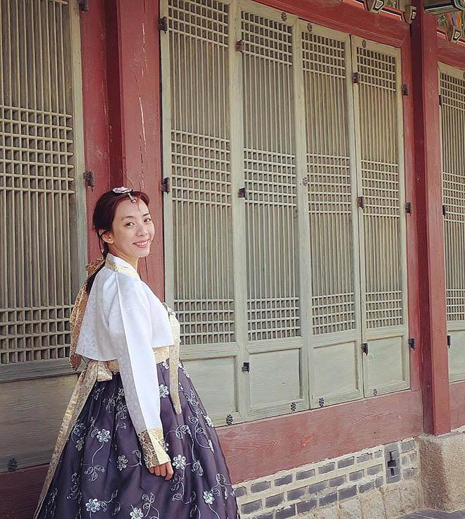 Thu Trang, Tiến Luật sang Hàn Quốc chụp ảnh cưới lần thứ 8 - hình ảnh 6