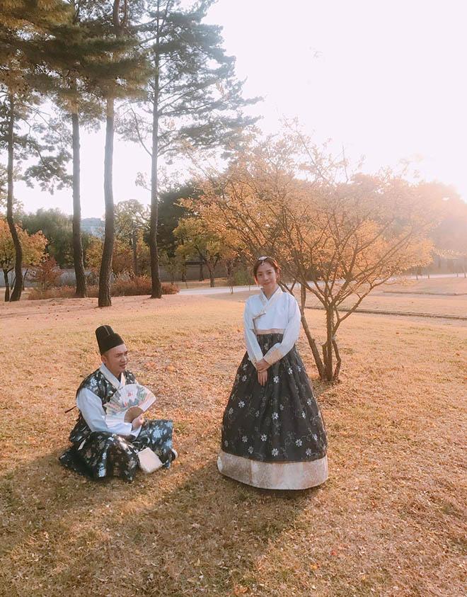 Thu Trang, Tiến Luật sang Hàn Quốc chụp ảnh cưới lần thứ 8 - hình ảnh 7
