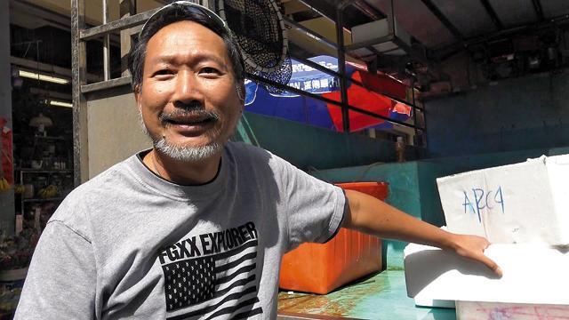 Diễn viên chuyên trị vai cường hào ác bá tại TVB nay làm nghề bán cá - hình ảnh 7