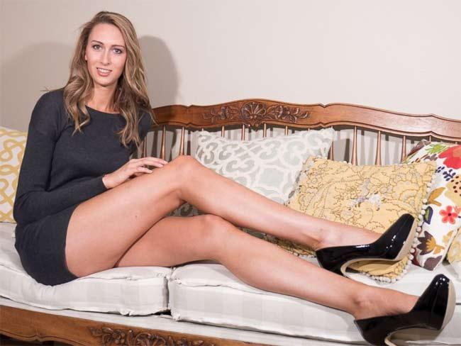 Choáng ngợp vì những cô gái có đôi chân dài nhất nhì thế gian - hình ảnh 6