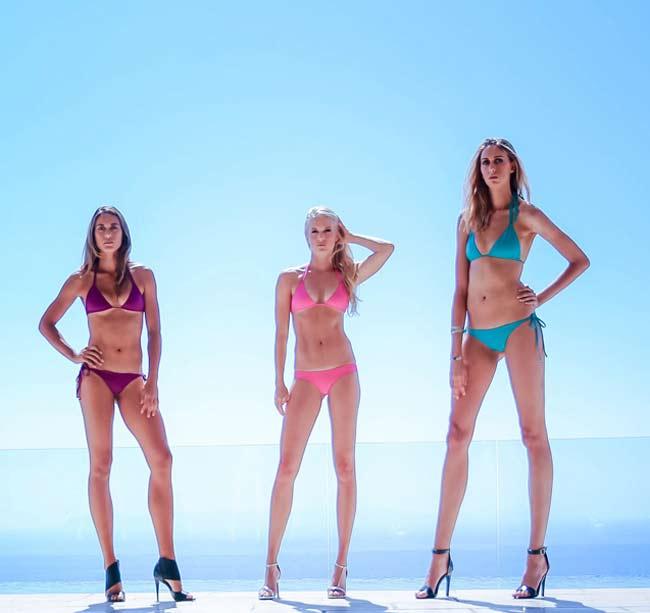 Choáng ngợp vì những cô gái có đôi chân dài nhất nhì thế gian - hình ảnh 9