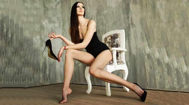 Choáng ngợp vì những cô gái có đôi chân dài nhất nhì thế gian - hình ảnh 15