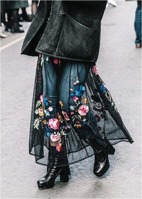 Mùa lạnh: Thời điểm hoàn hảo để diện váy dài - hình ảnh 2