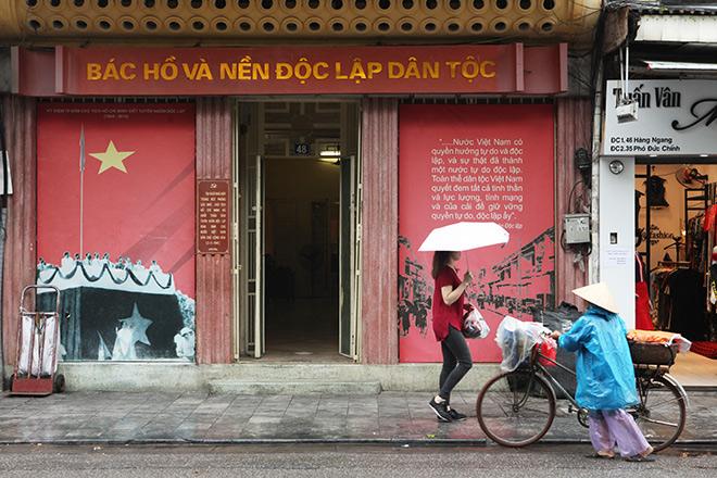 Cận cảnh ngôi nhà đồ sộ của tư sản Trịnh Văn Bô hiến tặng Nhà nước - hình ảnh 2