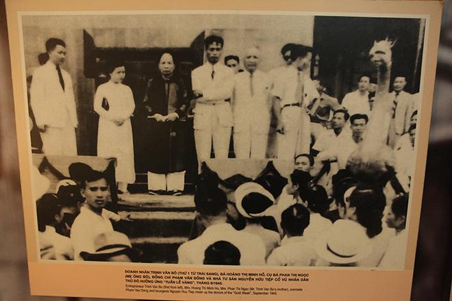 Cận cảnh ngôi nhà đồ sộ của tư sản Trịnh Văn Bô hiến tặng Nhà nước - hình ảnh 6
