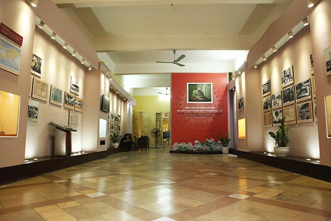 Cận cảnh ngôi nhà đồ sộ của tư sản Trịnh Văn Bô hiến tặng Nhà nước - hình ảnh 3