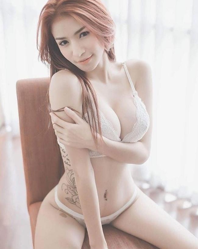 Kiều nữ Thái Lan: Ai cũng cằm nhọn, ngực đầy, trăm người như một - hình ảnh 8