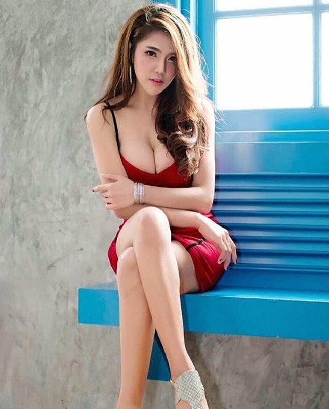 Kiều nữ Thái Lan: Ai cũng cằm nhọn, ngực đầy, trăm người như một - hình ảnh 17