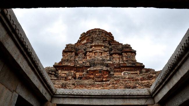 Bí ẩn bên trong thành phố của vua và các vị thần ở Ấn Độ - hình ảnh 2