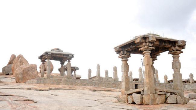 Bí ẩn bên trong thành phố của vua và các vị thần ở Ấn Độ - hình ảnh 8