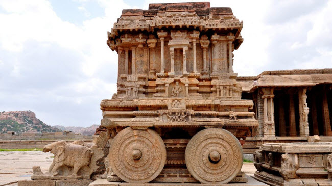 Bí ẩn bên trong thành phố của vua và các vị thần ở Ấn Độ - hình ảnh 9