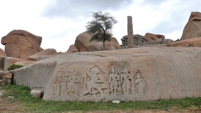 Bí ẩn bên trong thành phố của vua và các vị thần ở Ấn Độ - hình ảnh 10