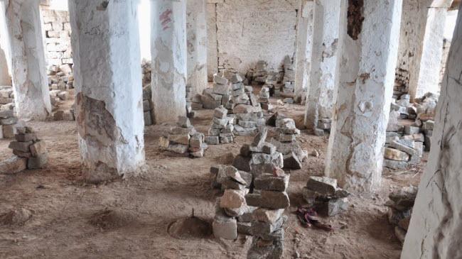 Bí ẩn bên trong thành phố của vua và các vị thần ở Ấn Độ - hình ảnh 15