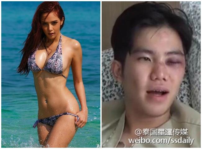 """Mỹ nữ """"đánh tím mặt"""" con trai thiếu tướng Thái Lan sau 1 năm giờ ra sao? - hình ảnh 1"""
