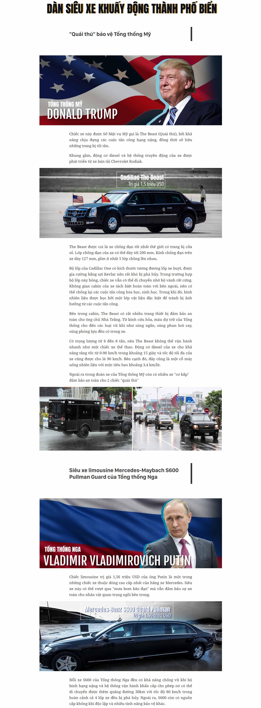 """""""Hàng khủng"""" của các lãnh đạo dự APEC - hình ảnh 3"""