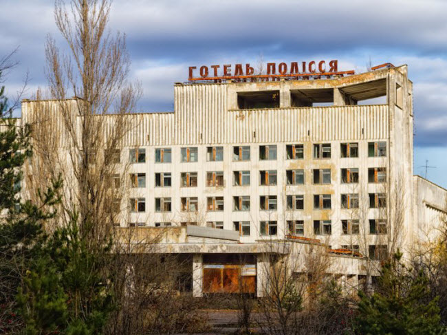 Bí ẩn đằng sau những khách sạn hạng sang bị bỏ hoang - hình ảnh 5