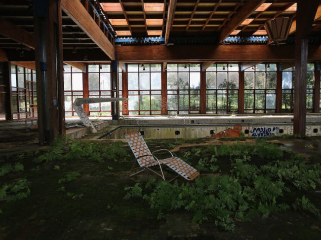 Bí ẩn đằng sau những khách sạn hạng sang bị bỏ hoang - hình ảnh 14
