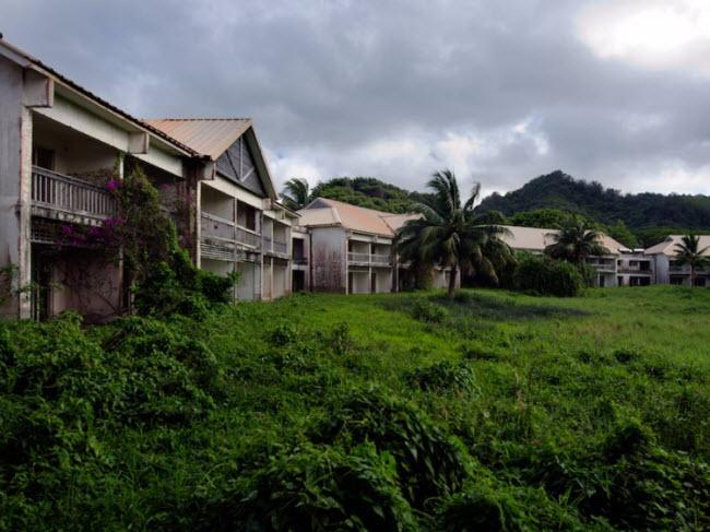 Bí ẩn đằng sau những khách sạn hạng sang bị bỏ hoang - hình ảnh 15