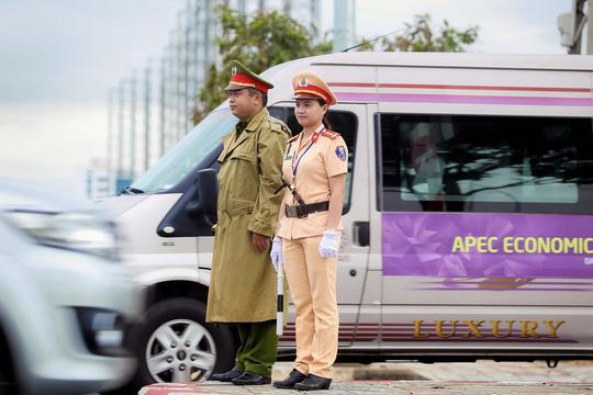 """Ngắm những """"bóng hồng"""" phục vụ tại APEC - hình ảnh 2"""
