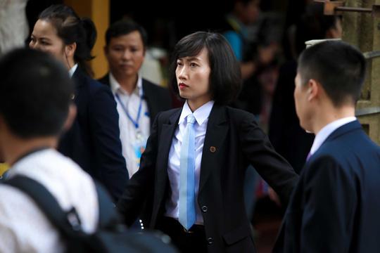 """Ngắm những """"bóng hồng"""" phục vụ tại APEC - hình ảnh 4"""
