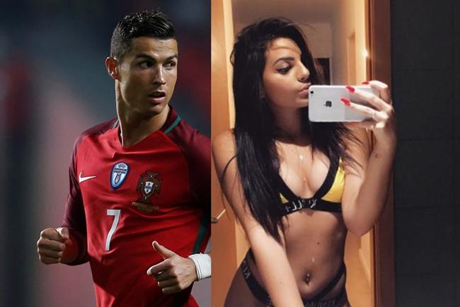 """Bóc mẽ Ronaldo ngoại tình và chuyện """"sân nhỏ"""": Cô đào nào cao tay hơn? - hình ảnh 3"""