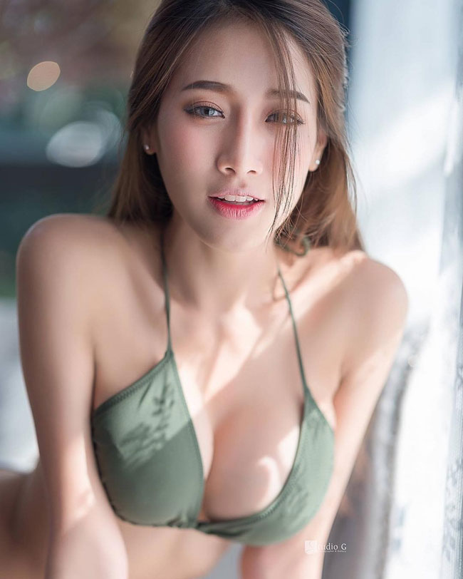 """""""Nữ thần gợi cảm"""" khiến quý ông Thái Lan không ngừng khao khát - hình ảnh 3"""