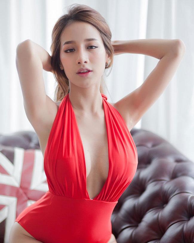 """""""Nữ thần gợi cảm"""" khiến quý ông Thái Lan không ngừng khao khát - hình ảnh 2"""