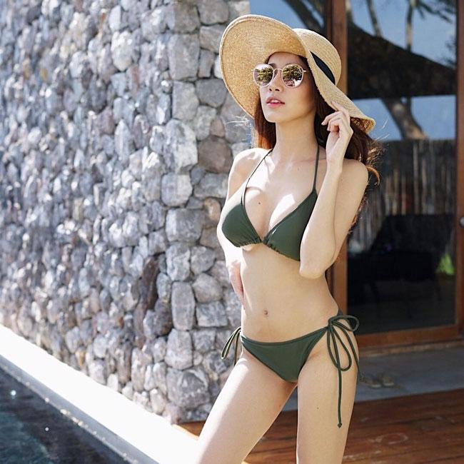 """""""Nữ thần gợi cảm"""" khiến quý ông Thái Lan không ngừng khao khát - hình ảnh 6"""