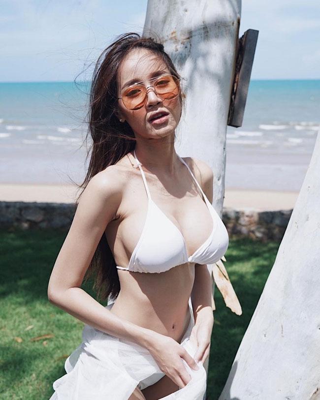 """""""Nữ thần gợi cảm"""" khiến quý ông Thái Lan không ngừng khao khát - hình ảnh 12"""
