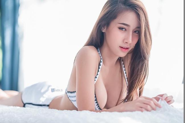"""""""Nữ thần gợi cảm"""" khiến quý ông Thái Lan không ngừng khao khát - hình ảnh 14"""