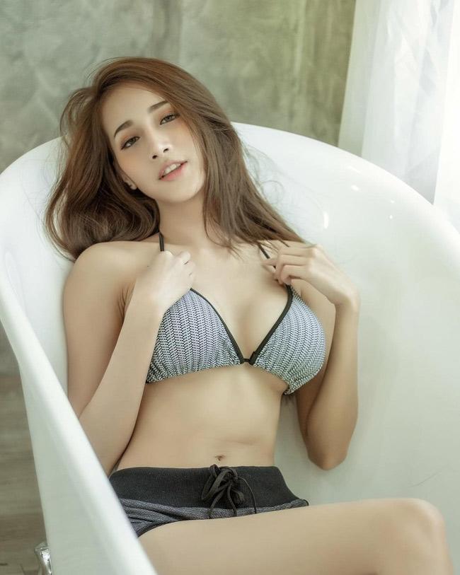 """""""Nữ thần gợi cảm"""" khiến quý ông Thái Lan không ngừng khao khát - hình ảnh 18"""