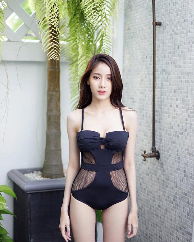 """""""Nữ thần gợi cảm"""" khiến quý ông Thái Lan không ngừng khao khát - hình ảnh 21"""