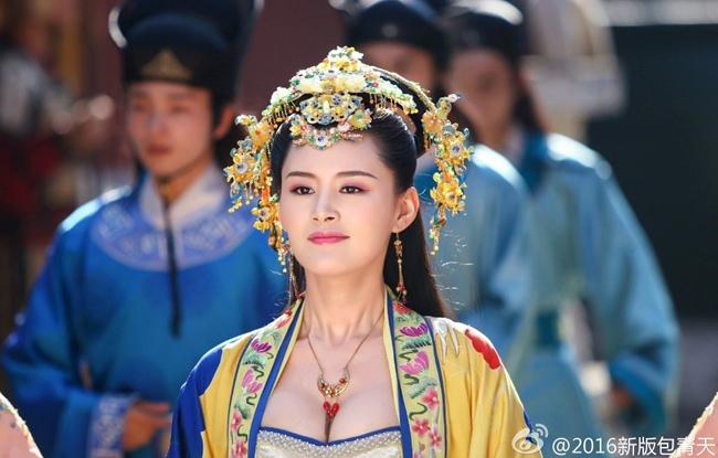 """Mỹ nhân """"Bao Thanh Thiên"""": Ai là người gợi tình nhất? - hình ảnh 1"""