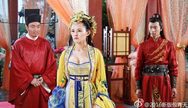 """Mỹ nhân """"Bao Thanh Thiên"""": Ai là người gợi tình nhất? - hình ảnh 2"""